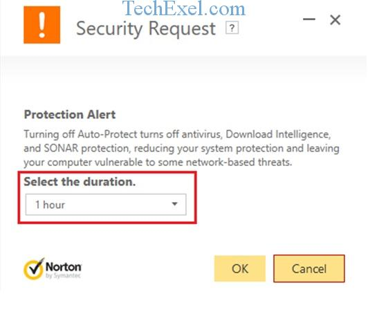 Disable Antivirus Software to Fix Ethernet Doesn't Have a Valid IP Configuration