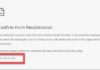Fix Confirm Form Resubmission Error