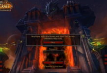 WOW51900319 You Have Been Disconnected Error in WoW