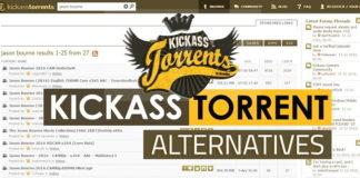 Best Kickass Torrent Alternatives