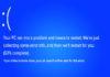 Fix Unexpected Store Exception Error in Windows 10