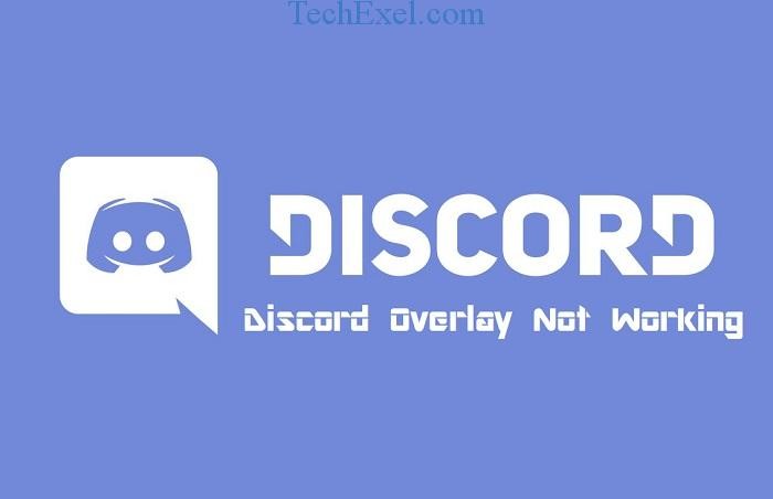 Discord Overlay Not Working