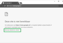 How to Fix ERR_QUIC_PROTOCOL_ERROR in Chrome