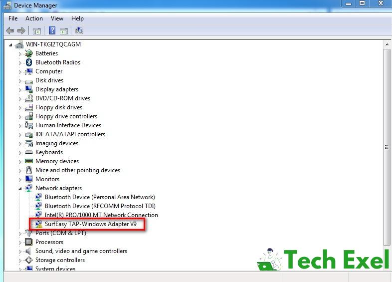 What is TAP Windows Adapter V9 and How to Remove It