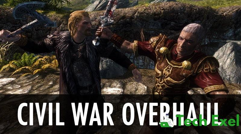 Why Skyrim Civil War Overhaul Mod is Not Available