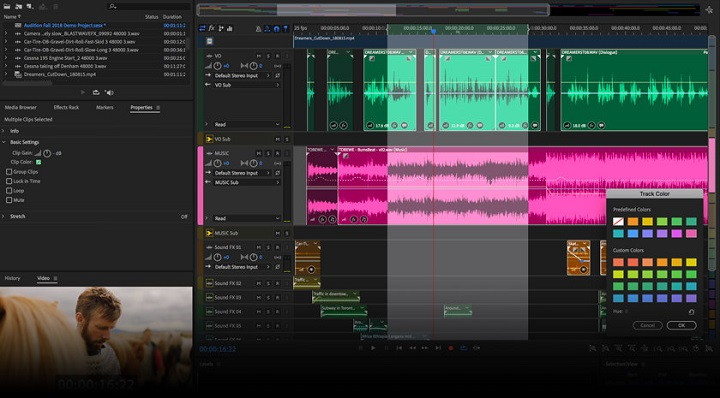 Adobe Audition Software for Podcasters