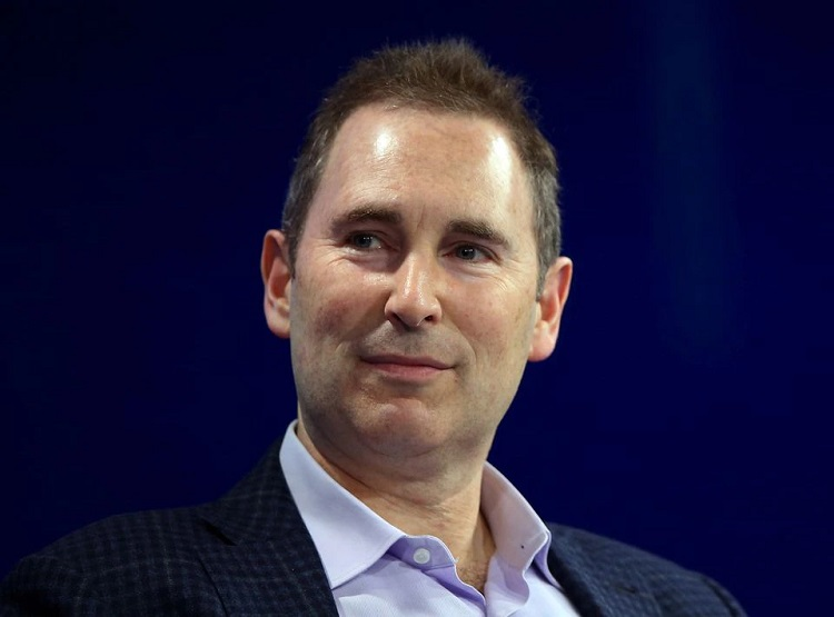 Amazon Grants 61,000 Shares of Stock to Incoming CEO Andy Jassy