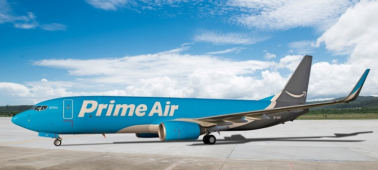 Amazon opens its $1.5 billion air hub in Kentucky in latest push to speed deliveries